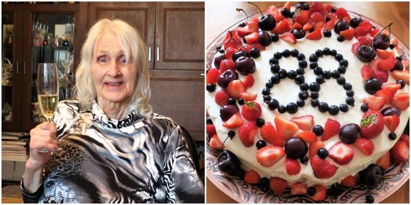 vanaema 88